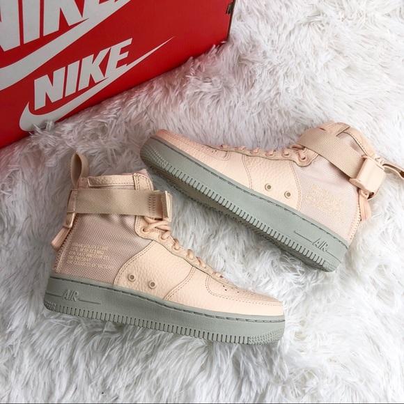 a0eb827b4 Nike Shoes | Sale Womens Sf Air Force 1 Mid | Poshmark